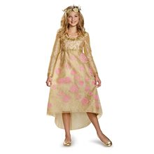 Picture of Aurora Coronation Deluxe Gown Child Costume
