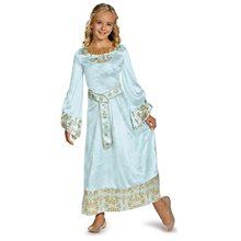 Picture of Aurora Blue Dress Child Costume