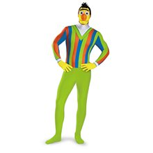 Picture of Bert Bodysuit Adult Mens Costume