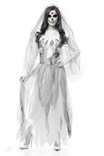 Picture of Ghost Bride Adult Womens Costume