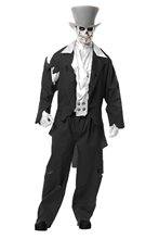 Picture of Ghost Groom Adult Mens Costume
