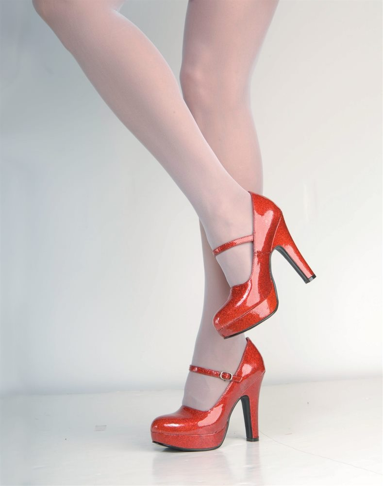 Picture of Mary Jane Platform Adult Womens Shoes (More Colors)