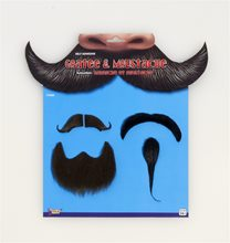 Picture of Goatee & Moustache Set