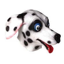 Picture of Dalmatian Deluxe Latex Mask