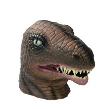 Picture of Dinosaur Deluxe Latex Mask