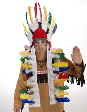 Picture of Long Indian Headdress