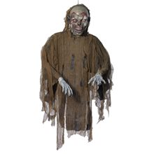 Picture of Brown Zombie Hanging Prop