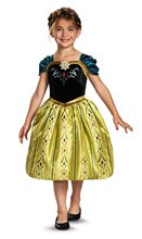 Picture of Anna Coronation Classic Gown Child Costume