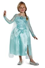Picture of Elsa Snow Queen Classic Gown Child Costume