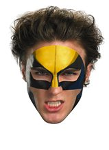 Picture of Wolverine Face Tattoo