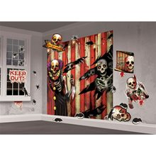 Picture of Creepy Carnival Scene Setter Decoration Kit