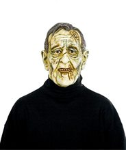Picture of Zombie President George H.W. Bush Mask