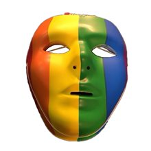 Picture of Rainbow Mask