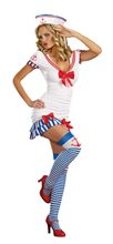 Picture of Sailor Pin-Up Girl Adult Womens Costume