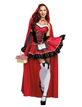 Picture of Little Red Adult Womens Costume