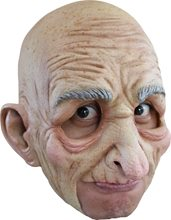 Picture of Old Man Chinless Mask