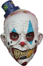 Picture of Clown Mime Zack Child Mask