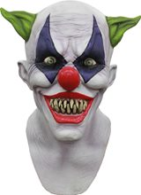Picture of Creepy Giggles the Clown Mask