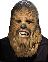 Picture of Star Wars Chewbacca Deluxe Latex Mask