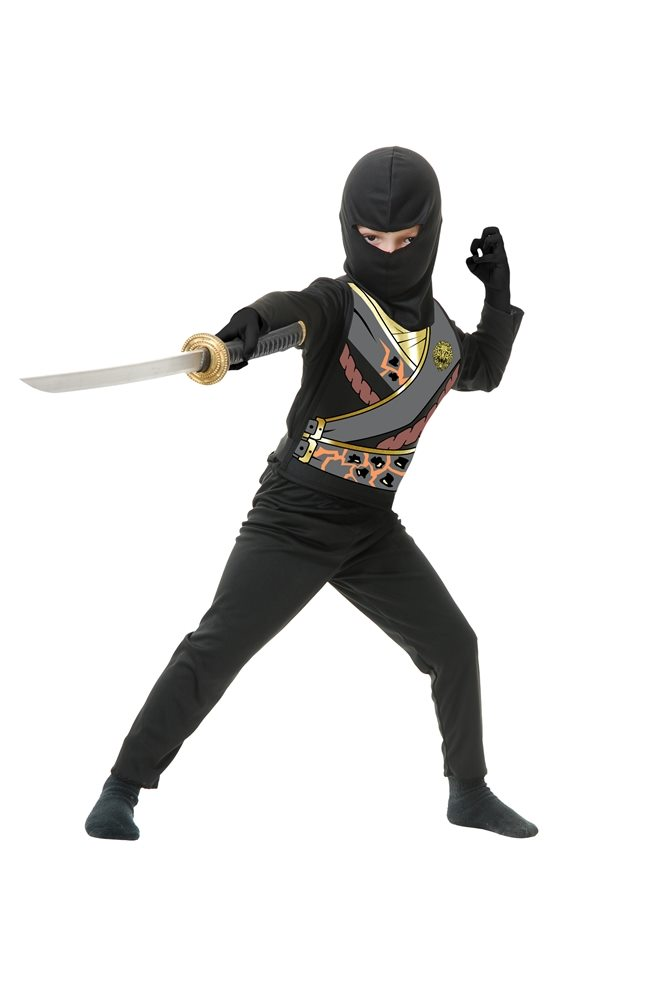 Picture of Ninja Avengers Series 4 Child Costume (More Colors)