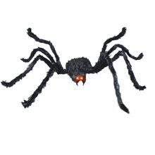 Picture of Black Spider Animated Prop
