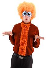 Picture of Fuzzy Orange Wig