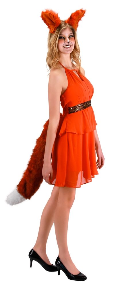 Picture of Oversized Deluxe Fox Tail