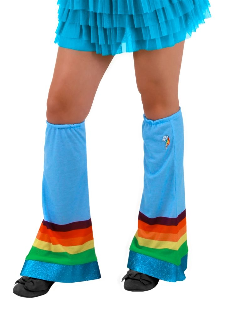 Picture of My Little Pony Rainbow Dash Hoof Warmers