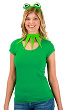Picture of Kermit the Frog Costume Kit