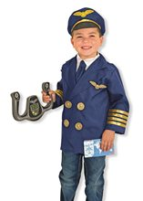 Picture of Pilot Role Play Costume Set