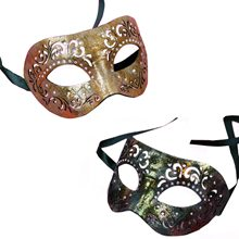 Picture of Yolanda Leather Eye Mask