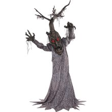 Picture of Life-Sized Deadwood Haunted Tree Animated Prop