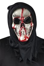 Picture of Bleeding Skull Mask