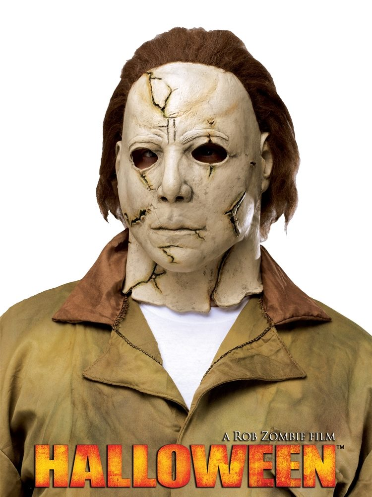 Picture of Rob Zombie Michael Myers Adult Mask