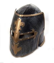 Picture of Antique Crusader Knight Helmet