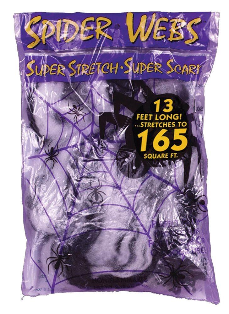 Picture of Black & White Spiderweb 165ft