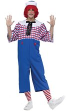 Picture of Raggedy Andy Adult Mens Costume