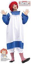 Picture of Raggedy Ann Adult Womens Plus Size Costume