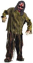Picture of Bleeding Dark Zombie Child Costume