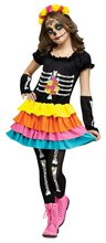 Picture of Dia de Los Muertos Child Costume