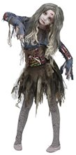 Picture of Zombie Child Costume with 3D Guts