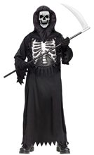Picture of Glowing Chest Reaper Child Costume