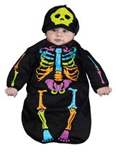 Picture of Skele-baby Bunting Costume