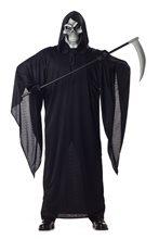 Picture of Grim Reaper Adult Mens Plus Size Costume