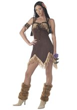 Picture of Sexy Indian Princess Adult Womens Costume