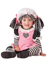 Picture of Baby Rag Doll Infant Costume