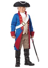 Picture of American Patriot Child Costume
