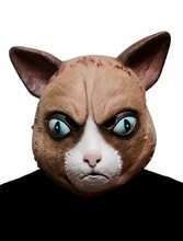 Picture of Catitude Latex Mask