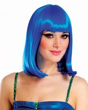 Picture of Blue Peggy Sue Adult Wig