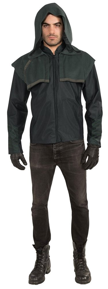 Picture of Green Arrow Deluxe Adult Mens Costume